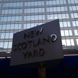 Photo taken at New Scotland Yard by ... ^. on 6/2/2013