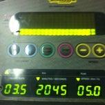 Photo taken at Gym Plus by bel m. on 1/4/2014