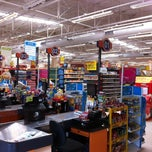 Photo taken at Supermercado Cidade by Patrício C. on 7/27/2013