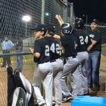 Photo taken at Odenville Ball Park by Jessica B. on 4/22/2014