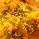 Photo taken at Tio Dan's Puffy Tacos by Teresa C. on 5/13/2011