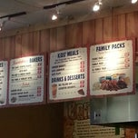 Photo taken at Dickey's Barbecue Pit Highlands Ranch by Leah G. on 2/3/2013