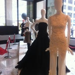 Photo taken at Museum at the Fashion Institute of Technology (FIT) by Alexis D. on 5/22/2013
