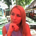 Photo taken at Marché Helvétique (Rive) by Peter H. on 6/21/2014
