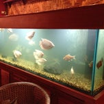 Photo taken at Little Mermaid Restaurant by Anastasiya P. on 5/6/2013