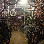 Photo taken at Bike Attack by Jon S. on 2/22/2014