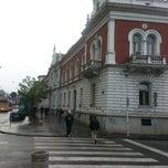 Photo taken at Pošta 80 by Beba K. on 4/11/2014