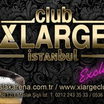 Photo taken at XLarge Club by XLarge Club on 10/16/2013