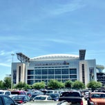 Photo taken at Reliant Stadium by Jennifer V. on 5/7/2013