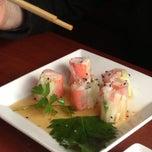 Photo taken at Sushi Mura by Susan D. on 5/11/2013