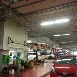Photo taken at Jack Taylor Toyota Scion by Coskun U. on 5/15/2013