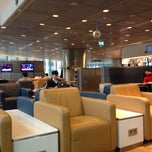 Foto tirada no(a) Lufthansa Business Lounge / Tower Lounge (Non Schengen) por Alex A. em 11/23/2012