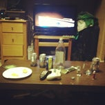 Photo taken at Sigma Chi Fraternity by Giancarlo R. on 10/21/2012