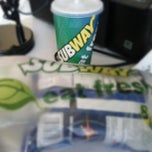 Photo taken at SUBWAY by D.A. W. on 5/12/2012