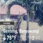 Photo taken at SMA Negeri 1 Genteng by Putri A. on 9/19/2013