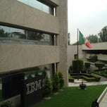 Photo taken at Corporativo IBM by Jacob L. on 7/19/2013