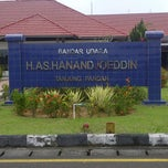 Photo taken at Bandara H. A. S. Hanandjoeddin (TJQ) by Miske M. on 7/14/2013