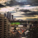 Photo taken at The Sydney Boulevard Hotel by Pélé T. on 7/9/2013