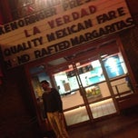 Photo taken at La Verdad by emma t. on 11/4/2012