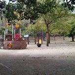 Photo taken at Parque Recreacional La Aguada by Lilly O. on 4/18/2013