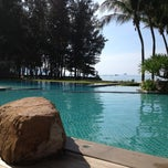 Photo taken at Sheraton Krabi Beach Resort by Dalton N. on 1/10/2013