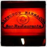 Photo taken at Alfredo's Barbacoa by Paloke on 3/5/2013