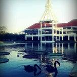 Photo taken at อาคารโดมบริหาร (Dome Administrative Building) by Sukrid K. on 1/8/2013