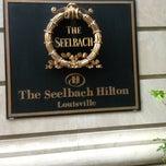 Photo taken at The Seelbach Hilton Louisville by Makoto Y. on 5/21/2013
