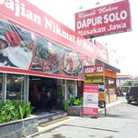 Photo taken at Dapur Solo by Dewi_arum m. on 11/6/2012