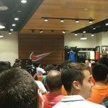 Photo taken at Nike Stadium by Cherry Jane M. on 6/15/2014