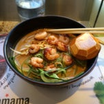 Photo taken at Wagamama by Jonathan L. on 2/2/2014