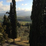 Photo taken at Pienza by Andrea on 12/30/2014