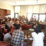 Photo taken at GSB MBA Lounge by Anneke J. on 5/4/2013