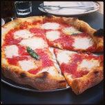 Photo taken at Pizzeria Delfina by Sam S. on 4/28/2013