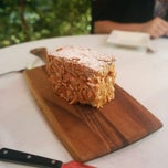 Photo taken at Odeum-Mediterranean Cuisine by Kevin M. on 12/28/2014