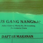 Photo taken at Juice Gang Nangka by Yusup T. on 5/26/2013