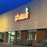Photo taken at Shaw's by Paul L. on 6/3/2013