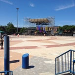 Photo taken at Arena Della Regina by Bernd B. on 7/1/2014