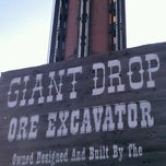 Photo taken at Giant Drop by Nick P. on 9/15/2012