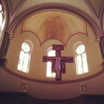 Photo taken at St Charles Borromeo Catholic Church by J V. on 9/14/2013