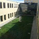 "Photo taken at ITIS ""Guglielmo Marconi"" by Gianluca M. on 10/10/2013"
