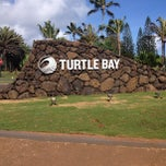 Photo taken at Turtle Bay Resort by Cierra 🌺 M. on 5/25/2013