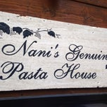 Photo taken at Nani's Pasta House by Hannah D. on 8/4/2013