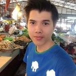 Photo taken at ตลาดสดเทศบาลเมืองปราจีนบุรี by Otaru ร. on 5/31/2014
