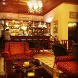 Photo taken at Bella Venezia Hotel Corfu by Chris M. on 9/12/2012