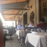 Photo taken at Osteria Pucci by Cynthia P. on 6/30/2014