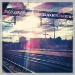Photo taken at Stazione Asti by Matteo R. on 9/11/2013