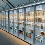 Photo taken at Swatch Permanent Exhibition by Adam C. on 5/9/2015