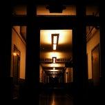 Photo taken at Gilkey Hall (OSU) by Jeremiah O. on 9/20/2012