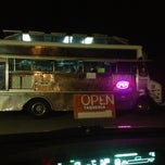 Photo taken at Mi Virgencita Taqueria Taco Truck by Wesley C. on 1/12/2013